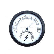 Barometer Indoor Temperature Thermometer Hygrometer Clock