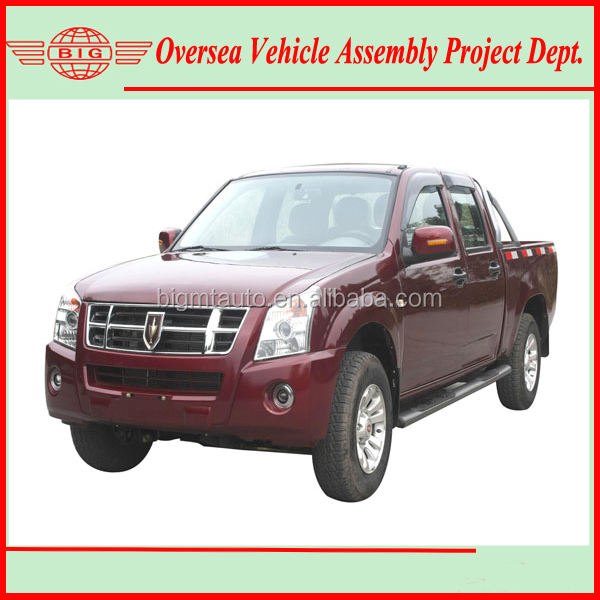 Simple, double cabine diesel pickup 4x4 drive pour L'<span class=keywords><strong>afrique</strong></span>