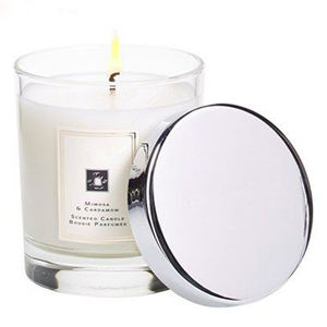 China Whosale High Quality Eco Friendly 200g 45hours burning Luxury Scented Candles