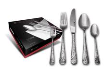 Dorsch Victoria S (Special Edition) High Quality Laser Crafted Flatware Set 72 Pcs CE Certification German Standards