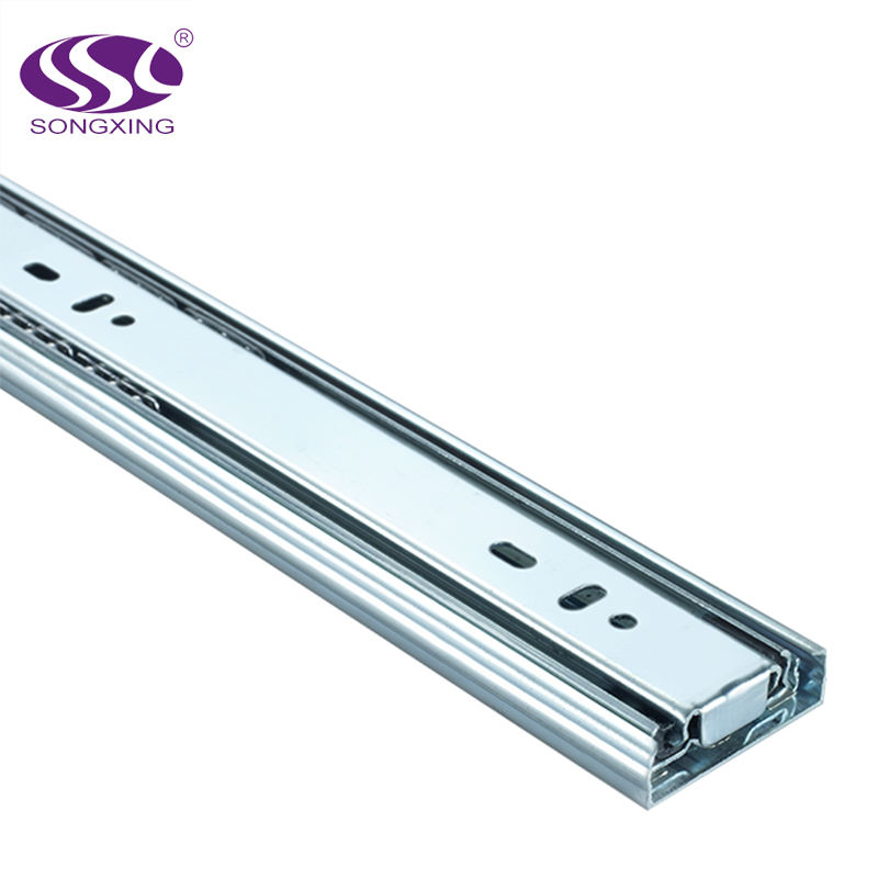 2/3 Balls Bearing Telescopic Slide For Cabinet
