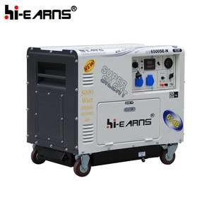 Generator Loncin Mesin Mini Stirling 5kva