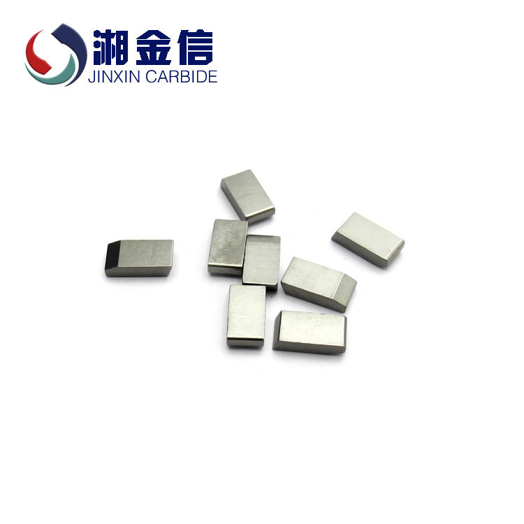 YG6 tungsten carbide brazed tips carbide saw tips