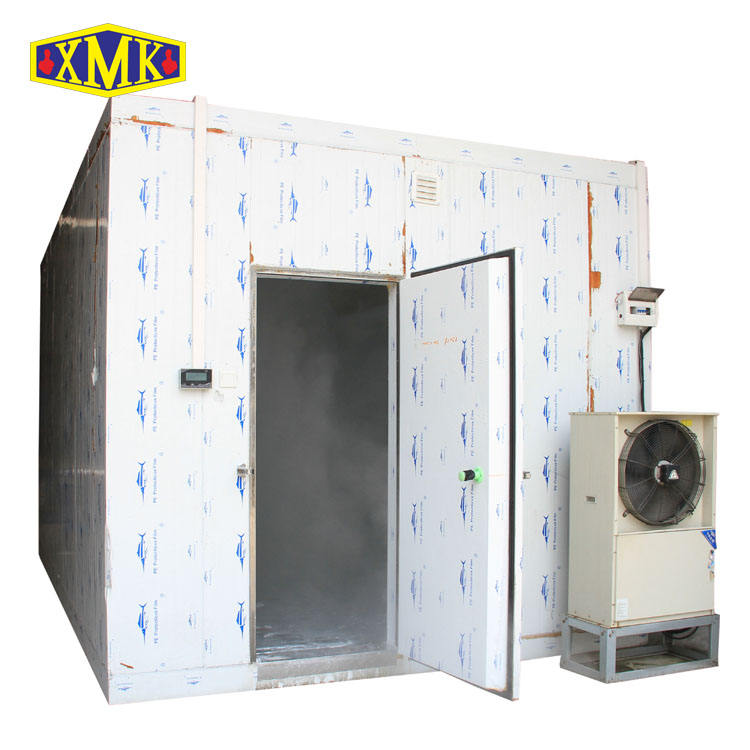 Restaurant Food Storage Deep Freezer Cold Room/Commercial Walk In Freezer/Compressor Freezer Room