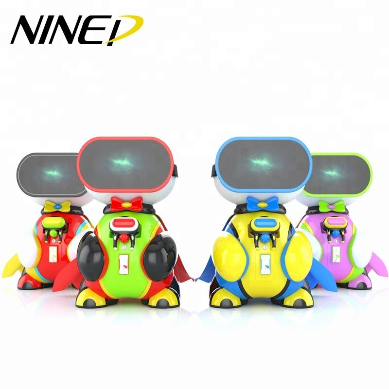 Fashion earn money vr children park coin operated games kids game