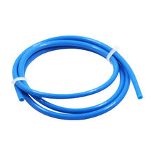 TEFLOON tube 3D printer accessories Blue PTFE tube remote nozzle feeding tube 2mmX4mm High temperature resistance