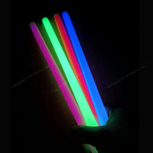 Party accessory glowing toys flashing glow stick in the dark