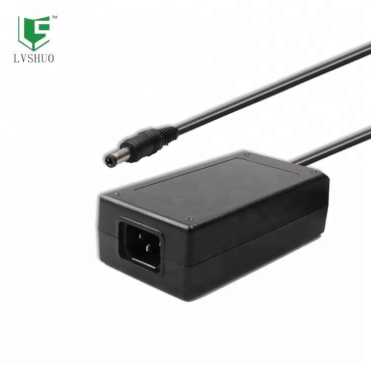 12V 50W Ac Adapter Desktop Charger For LCD TV