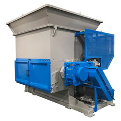 Heavy duty Waste Plastic film recycling shredding/shredder