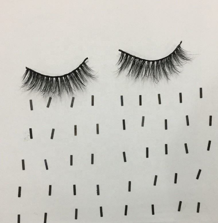 Wholesale Soft magnet chips for making magnetic eyelashes