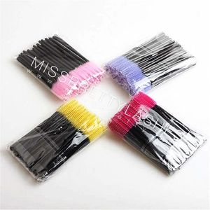 Wholesale Disposable Mascara Brushes Soft Hair,Eye Lash Brushes Eyebrow Applicator Eyelash Extension Tools