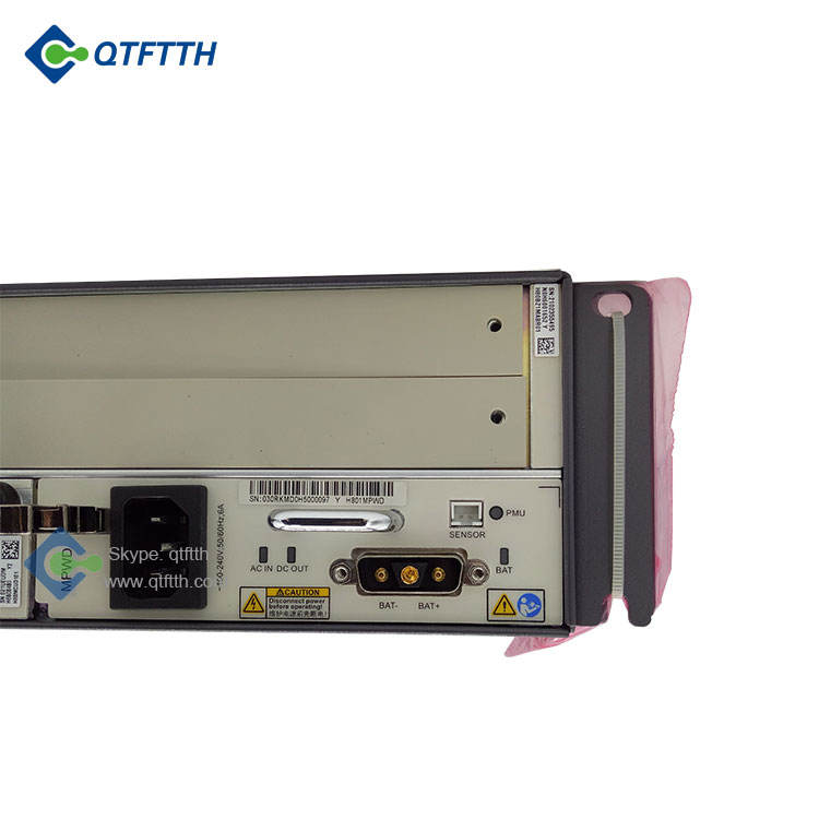 Hot sale huawei ma5608t mini olt, olt gpon 32 port, smartax ma5608t with english version