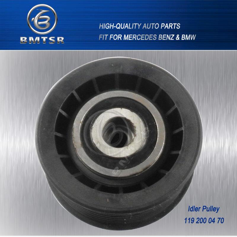 MERCEDES Aux Belt Idler Pulley M275 /& OM642 Engines 6422001070