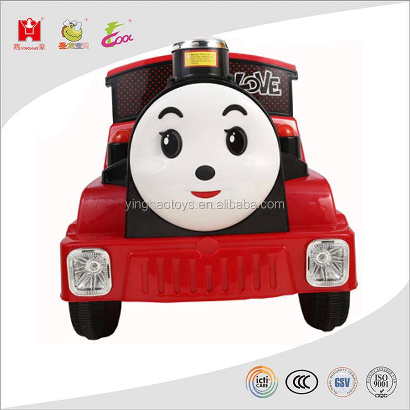 Date tour sur batterie exploité Tomas voiture pour enfants avec MP3 jack