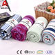 China factory promotional cheap super soft polar fleece blanket