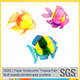High Quality Art-Tissue Tropical Fish Paper Honeycomb decoration