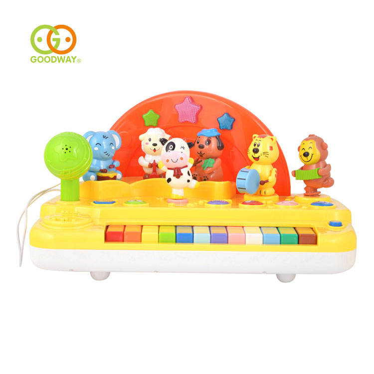 Educational Intelligent Music Instruments Kids Piano Keyboard Musical Toys For Baby