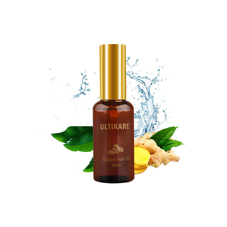 As seen on TV 2018 Hot Selling Essential Hair Ginger Oil