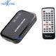 4K 1080p full HD 3D media player HDD 4-ways HDMI media player