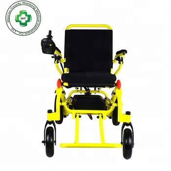 Cheap price and 22kg only for medical adjustable height wheelchair equipment and electric wheel chair which is easily to carry