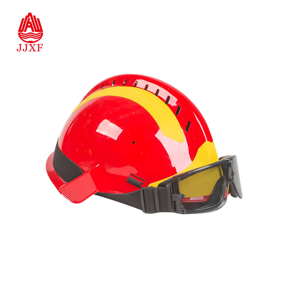 firefighter protective helmet safety helmet