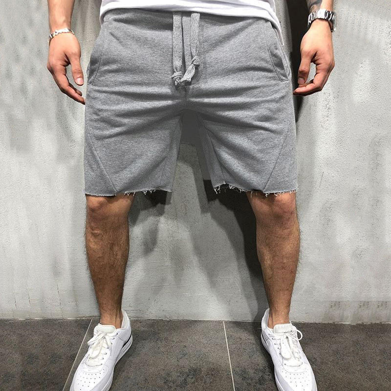 Männer Loose Soft Jogger Fitness Strand Sport Shorts Laufen Training Sommer Dry Fit Gym Pant
