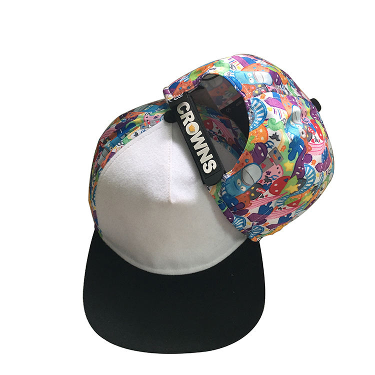 Custom Snapback Hats for Men /& Women Hike More Worry Less Embroidery Cotton
