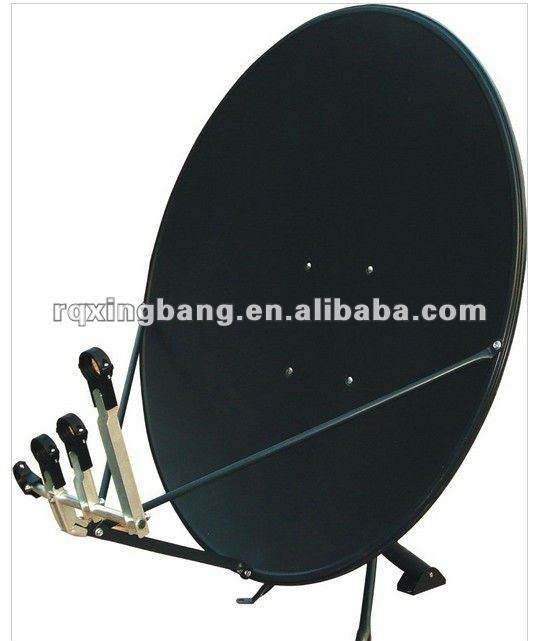 C-band 120/135/150/175/180/210/240cm and KU-band(offset)45/55/ 60/75/80/90/100/120/150 satellite dish antenna