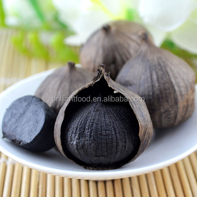 China Garlic Factory Offers Best Price Fermented Black Garlic