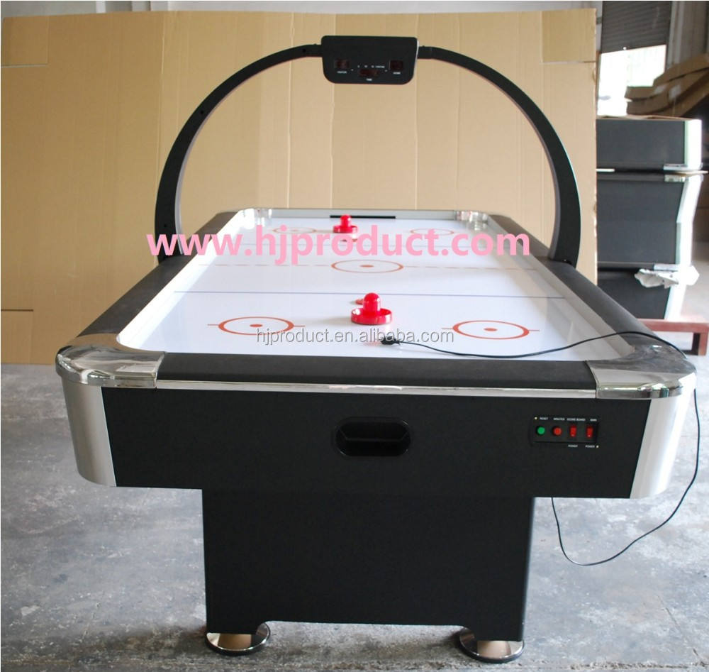 Air powered Electric Air hockey table