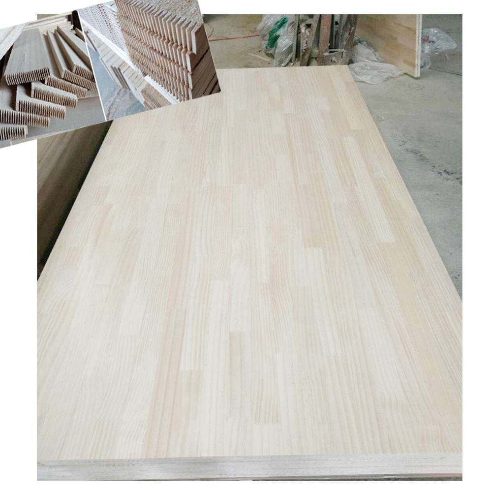 Interior Furniture Decorative Radiata Pine Finger Joint Board, Finger Joint Laminated Pine Wood Wall Panels