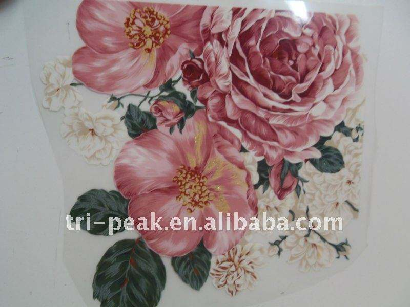 heat transfer paper for Ceramic Wedding albums covers baking varnish