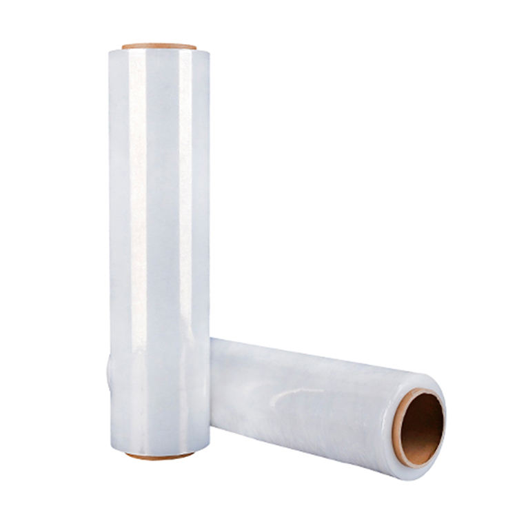 Cheapest pallet packing shrink wrap plastic lldpe wrapping film stretch roll