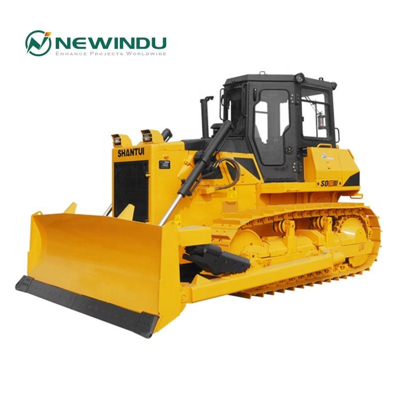 Brand New 160HP Shantui Bulldozer Price SD16 with Single Shank Ripper