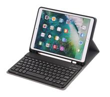 For 9.7 ipad universal keyboard case detachable with pencil holder