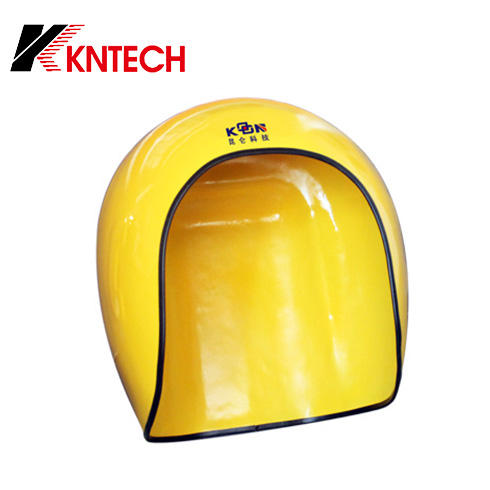 KNTECH Industri Telepon Acoustic Hood RF-14 Anti-Noise Booth Telepon Kandang