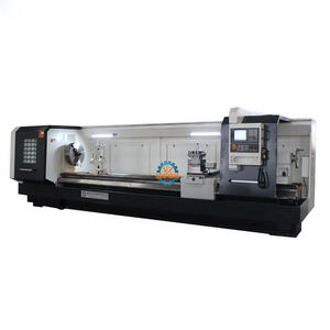 CK6180 Heavy Duty CNC Lathe CNC Metal Lathe Machine