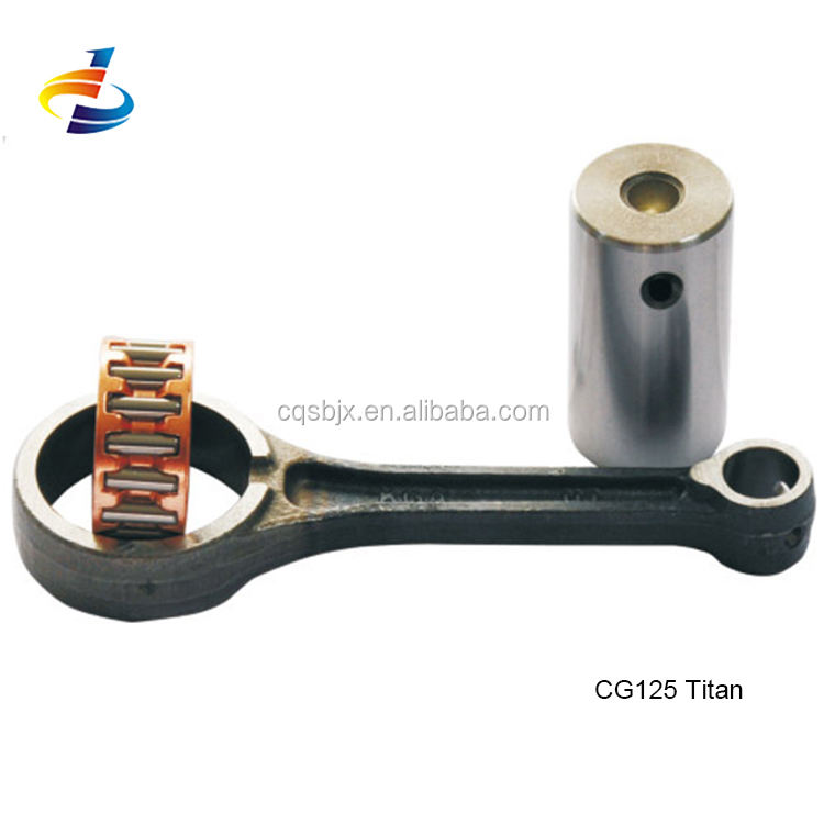 High Performance Motorcycle Connecting Rod Kits Apply to Honda CG125 Titan Connecting Rod