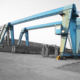 Used Gantry Crane For Sale Material Handling Used 2 Ton Electric Hoist Gantry Crane For Sale