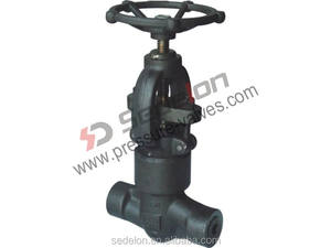 Cost-Effective Sw Forged Steel Globe Valve ( Globe Valve )