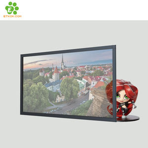 23,6 zoll transparent touch screen rahmen für transparent lcd display ETK2901