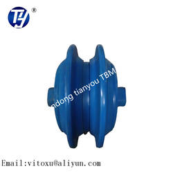 Tunnel boring machine spare parts shiled rolling cutter