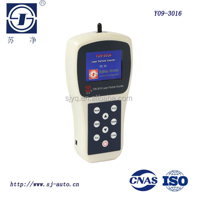 Y09-3016 Sujing Handheld Air Particle Counter