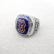 2018 Baseball Red Sox Championship Ring MLB Boston World Cup Memorial ring