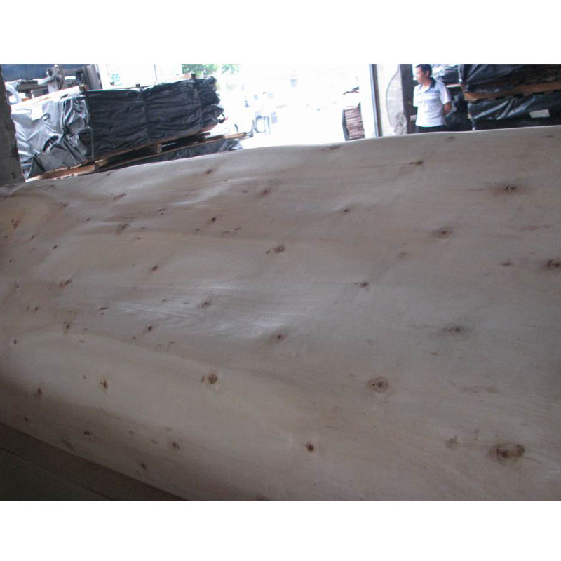 Best Quality Poplar Core Veneer For Plywood Types Natural Face Wood Veneer sheet