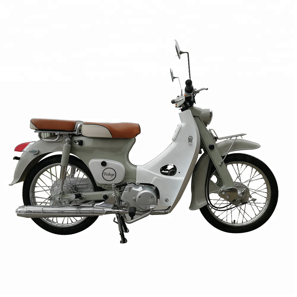 110cc 2018 Factory Direct Sale High Quality Vintage cub motorcycle CH107-3