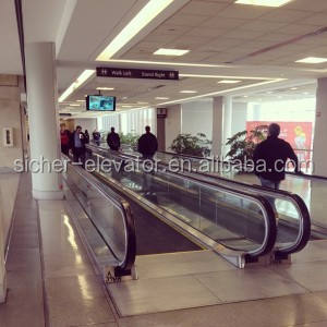 SRH Automatic Moving Sidewalk Suitable for Commercial Building/Shop Mall/Subway/Train Station
