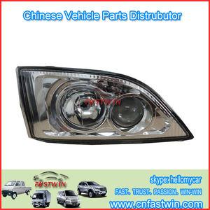 China HAFEI FAROLA UNIDAD HEAD LAMPS Auto Zhongyi