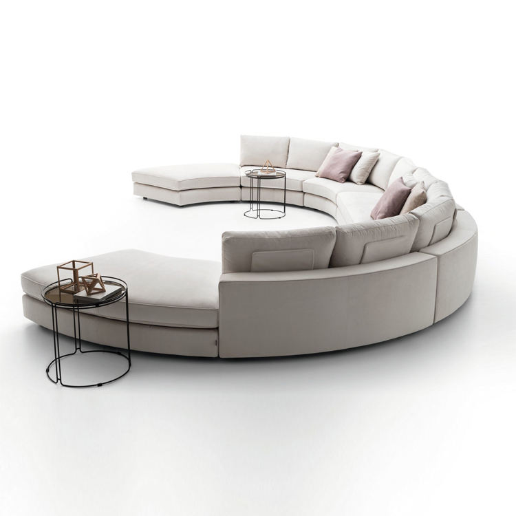 hotel lobby sofa set couch round design modern luxury lobby furniture