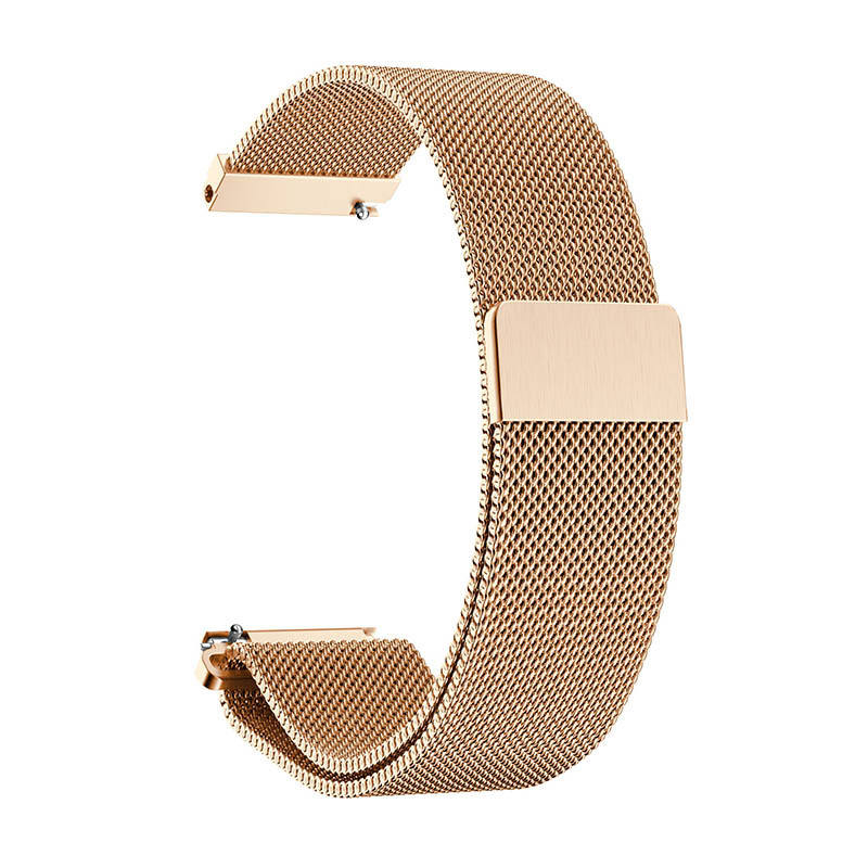 Universal 22mm 20mm Stainless Steel Milanese Band Strap For Samsung Watch Gear & Galaxy Series